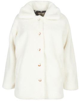 Billabong COSY MOON women's Coat in White