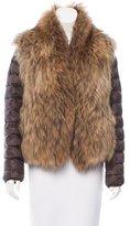 Moncler Furet Fur Jacket