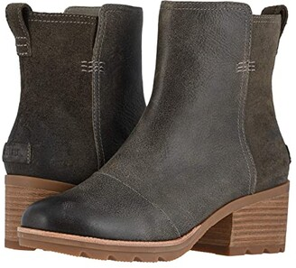 Sorel Catetm Bootie (Black) Women's Boots