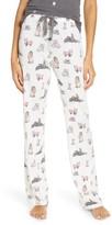 PJ Salvage Peach Jersey Pajama Pants