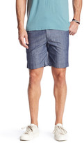 Save Khaki Chambray Bermuda Short