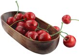 BFTES Wooden Fruit Plate/Snack Plate/Creative Fruit Bowl/Tray