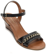 Tommy Hilfiger Final Sale-Braided Chain Wedge Sandal