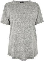Topshop MATERNITY Marl Short Sleeve T-Shirt