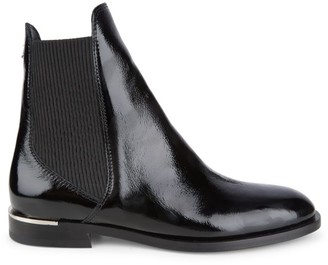 Jimmy Choo Rourke Leather Chelsea Boots