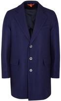 Barena Borella Navy Wool Coat