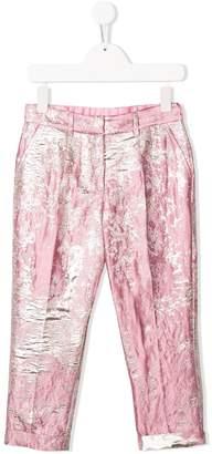 Dolce & Gabbana Brocade Trousers