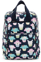 Le Sport Sac Nylon Utility Baby Backpack & Changing Pad