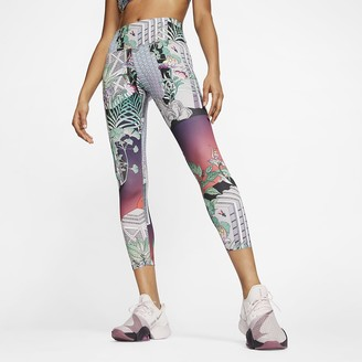 Nike Women's 7/8 Running Tights Epic Luxe