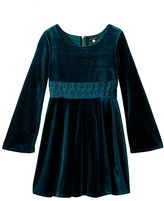 Ella Moss Katy Bell Sleeve Dress (Big Kids)