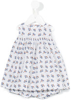 Marni printed dress - kids - Cotton - 3 mth