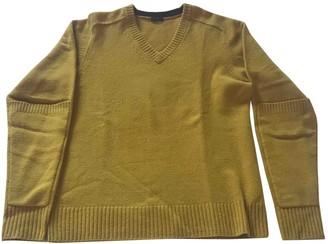 Joseph Yellow Wool Knitwear for Women