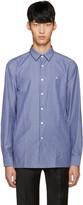 Raf Simons Navy Classic 'R' Shirt