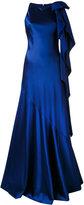 Talbot Runhof Mohan gown - women - Polyester/Spandex/Elastane/Acetate/Viscose - 34