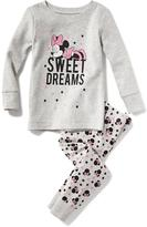 Old Navy Disney© Minnie Mouse Graphic Sleep Set for Toddler & Baby