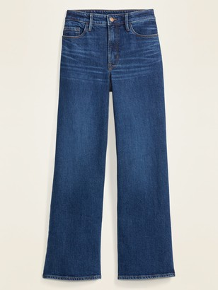 Old Navy Extra High-Waisted Wide-Leg Jeans for Women
