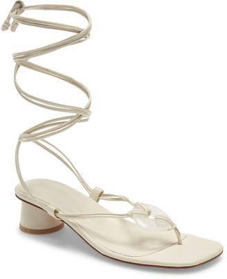 LOQ Cala Lace-Up Sandal