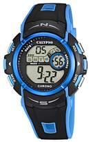 Calypso Unisex-Adult Quartz Watch, digital Display and Plastic Strap K5610/6