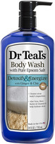 Dr. Teals Detox Ginger & Clay Body Wash
