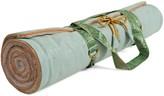 Holistic Silk Yoga Rug Mat Jade