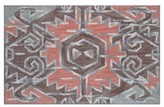 Threshold Nomad Pattern Bath Rug - Radiant Gray