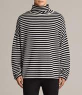 AllSaints Marcel Funnel Neck Sweater