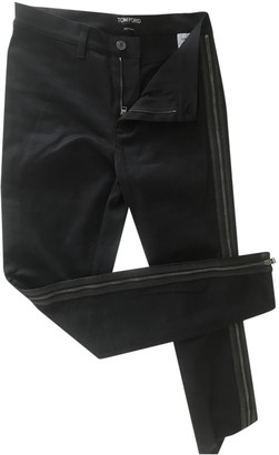 Tom Ford Black Denim - Jeans Trousers for Women