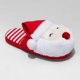 Wondershop Men's Santa Slip-On Slippers - Wondershop Red