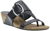 Impo Hidden Thong Wedge Sandal