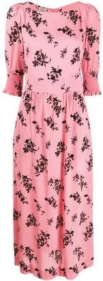 Baum und Pferdgarten Aiden rose-print dress