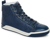 Diesel Blue Tempus Diamond Sneakers
