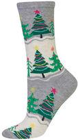 Hot Sox Christmas Tree Socks