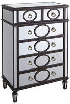 Pier 1 Imports Gabrielle Mirrored Tall Chest