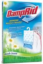 DampRid Damp Rid FG80 Hanging Moisture Absorber Fresh Scent, 14-Ounce