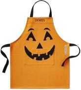Williams-Sonoma Williams Sonoma Halloween Jack O'Lantern Kid Apron