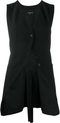 Ann Demeulemeester Oversized Waistcoat