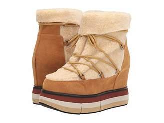 Paloma Barceló Kiran (Moustard) Women's Shoes