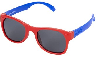 ro.sham.bo baby Arthur and Friends Flexible Red Blue Shades (Junior) (Red/Blue) Fashion Sunglasses