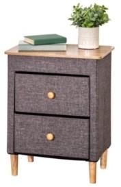Honey-Can-Do 2-Drawer Fabric Storage Organizer