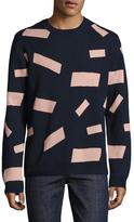 Wesc Alary Printed Crewneck Sweater