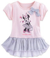 Disney Minnie Mouse Gingham Top for Toddlers - Walt World