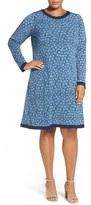 MICHAEL Michael Kors Plus Size Women's Bayeux Print A-Line Dress