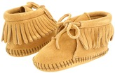 Minnetonka Kids - Fringe Bootie Kids Shoes