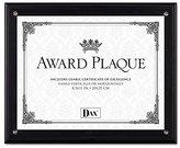 Dax Frame,certificate,8.5x11,bk