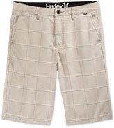 Hurley Men's Granada Plaid Shorts