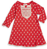 Roxy Girls 7-16 Patterned Shift Dress