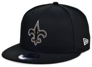 New Era Little Boys New Orleans Saints Draft 9FIFTY Snapback Cap
