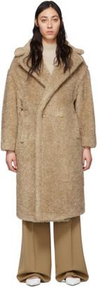 Max Mara Tan Camel Park Coat