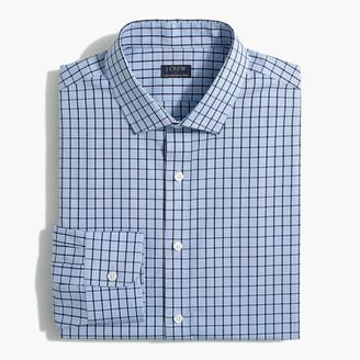 J.Crew Thompson slim flex wrinkle-free dress shirt