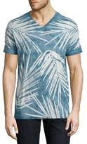 Sol Angeles Ghost Palm V-Neck Tee